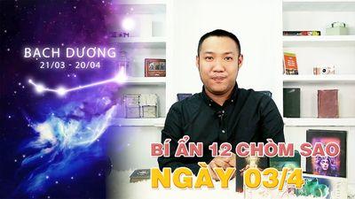3/4 Bí Ẩn Gì Đang Chờ Đợi 12 Chòm Sao