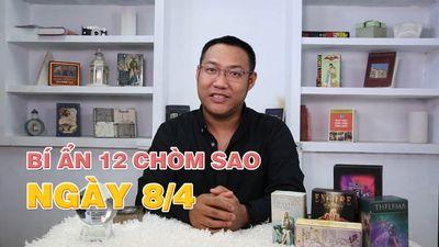 8/4 Bí Ẩn 12 Chòm Sao Hôm Nay Sẽ Tiết Lộ Điều Gì