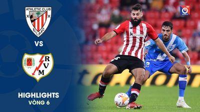 Athletic Bilbao - Rayo Vallecano - V6 - La Liga