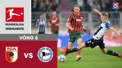 Augsburg - Bielefeld - V8 - Bundesliga
