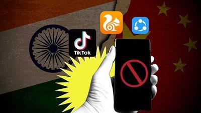 Ấn Độ cấm ứng dụng điện thoại của Trung Quốc
