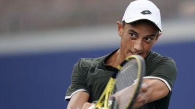 Antoine Hoàng dừng bước ở vòng loại Úc mở rộng 2021