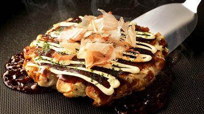 Bánh Hải Sản Osaka