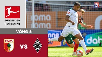 Augsburg - Monchengladbach - V5 - Bundesliga