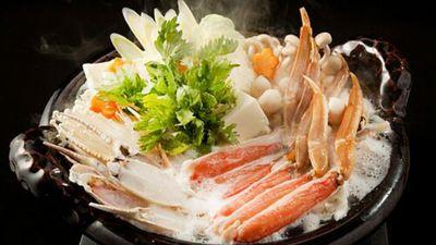 Ẩm Thực Nhật Bản - Lẩu Cua Tuyết