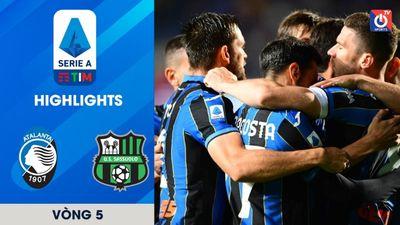 Atalanta - Sassuolo - V5 - Serie A