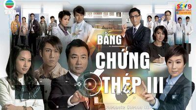 Phim TVB: Bằng Chứng Thép 3 - Tập 10