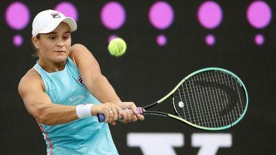 Barty dễ dàng vượt qua vòng 2 WTA Charleston Open