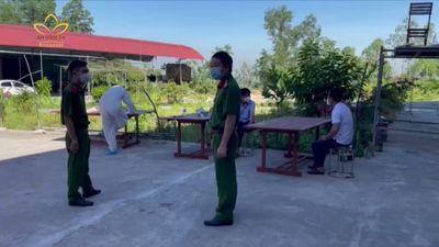 Bắc Giang: Chùa Ích Minh Sẵn Sàng Đòn Người Dân Về Điểm Cách Ly