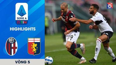 Bologna - Genoa - V5 - Serie A