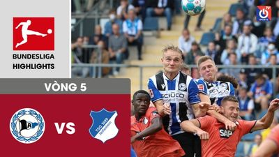 Bielefeld - Hoffenheim - V5 - Bundesliga