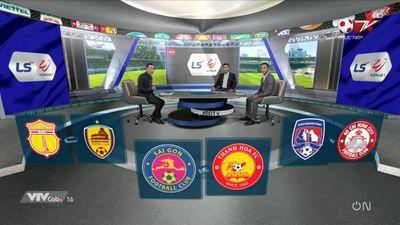 Bóng đá TV LS V - League 2020 Vòng 9