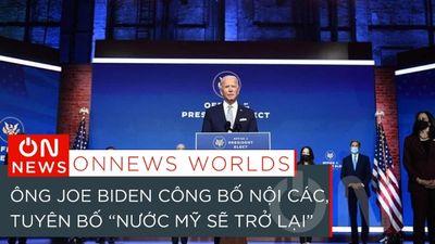 Bản Tin Quốc Tế Onnews World Ngày 25/11