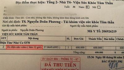 Bộ Y tế yêu cầu làm rõ bất thường đo điện não video tại BV Bạch Mai