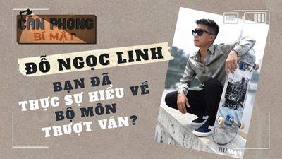 Đỗ Ngọc Linh (VĐV skateboard)