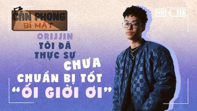 Rapper Orijjin