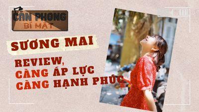 Sương Mai - Cô Nàng Đa Tài Với Khả Năng Viết Truyện, Làm MC, Diễn Xuất Và Làm Phim.