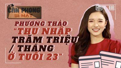 MC Vũ Phương Thảo - Thu Nhập Trăm Triệu Ở Tuổi 23?