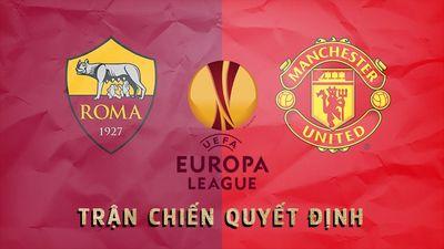 AS ROMA 3-2 Manchester United: MU Dành Vé Vào Chung Kết