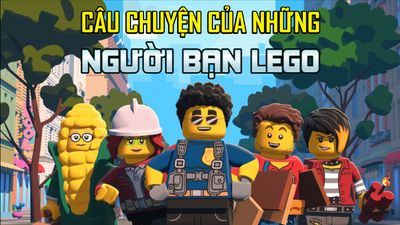 Câu Chuyện Của Những Người Bạn Lego