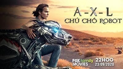 Chú Chó Robot A-X-l