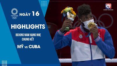 Cuba có tấm HCV boxing thứ 4