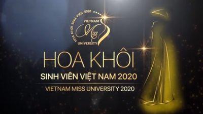 Chung Kết Hoa Khôi Sinh Viên Việt Nam 2020