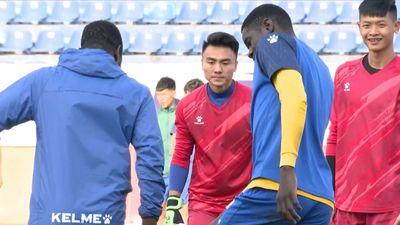 CLB Nam Định tiếp tục đặt niềm tin vào các cầu thủ trẻ