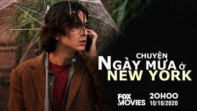Trailer Chuyện Ngày Mưa Ở New York