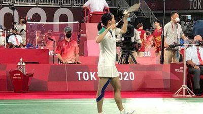 Cụm Olympic: Thùy Linh giành thắng lợi trong trận ra quân bảng P