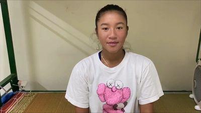 Chia sẻ thú vị từ sao trẻ quần vợt Việt Nam