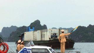 Thách thức với CSGT đường thủy