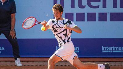Cụm tennis: Vit Kopriva tiếp tục tạo nên bất ngờ