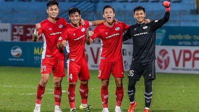CLB viettel chuẩn bị lên đường dự AFC Champions League