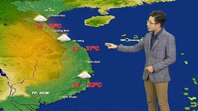 Dự báo thời tiết cả nước ngày 04/07