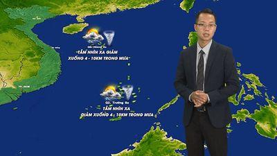 Dự báo thời tiết cả nước ngày 01/07