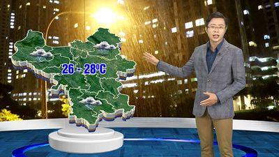 Dự báo thời tiết Hà Nội ngày 04/07