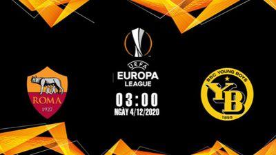 AS Roma và Young Boys - Cúp C2 châu Âu