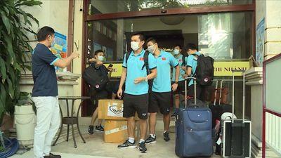 ĐT futsal Việt Nam sẽ hội quân trở lại vào đầu tháng 8