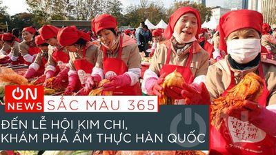 Đến Lễ Hội Kim Chi, Khám Phá Ẩm Thực Hàn Quốc