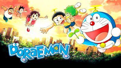 Doraemon - Chú mèo máy đến từ tương lai