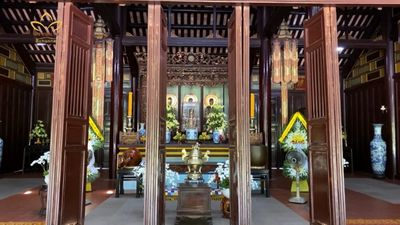Di Sản Kiến Trúc Phật Giáo Miền Trung