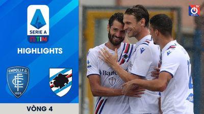 Empoli - Sampdoria - V4 - Serie A