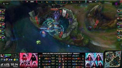 EDG vs LNG Highlights ALL GAMES LPL - Phần 2