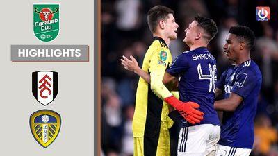 Fulham - Leeds United - V3 - Carabao Cup