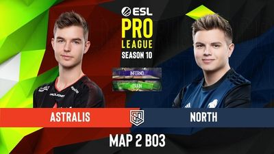 Full match Astralis vs North | Map 2 | ESL Pro League Season 10