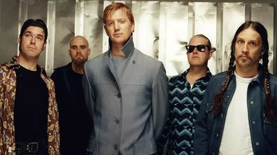Queens Of The Stone Age - iTunes Festival