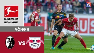 Freiburg - RB Leipzig - V8 - Bundesliga