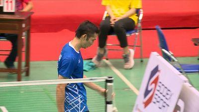 Giải cầu lông các cây vợt xuất sắc toàn quốc
