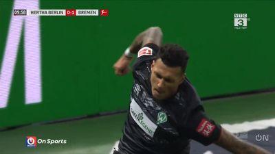 Hertha Berlin vs Werder Bremen